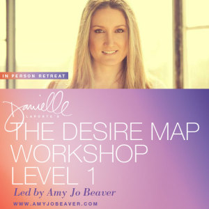 the desire map workshop with amy jo beaver